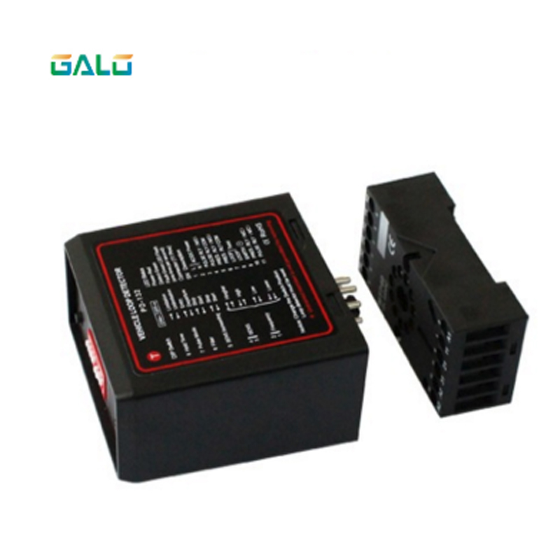 PD132 Traffic Induction Single Channel Vehicle Loop Detector For Vehicle Entry Four Relay Single Channel Vehicle Loop Detector