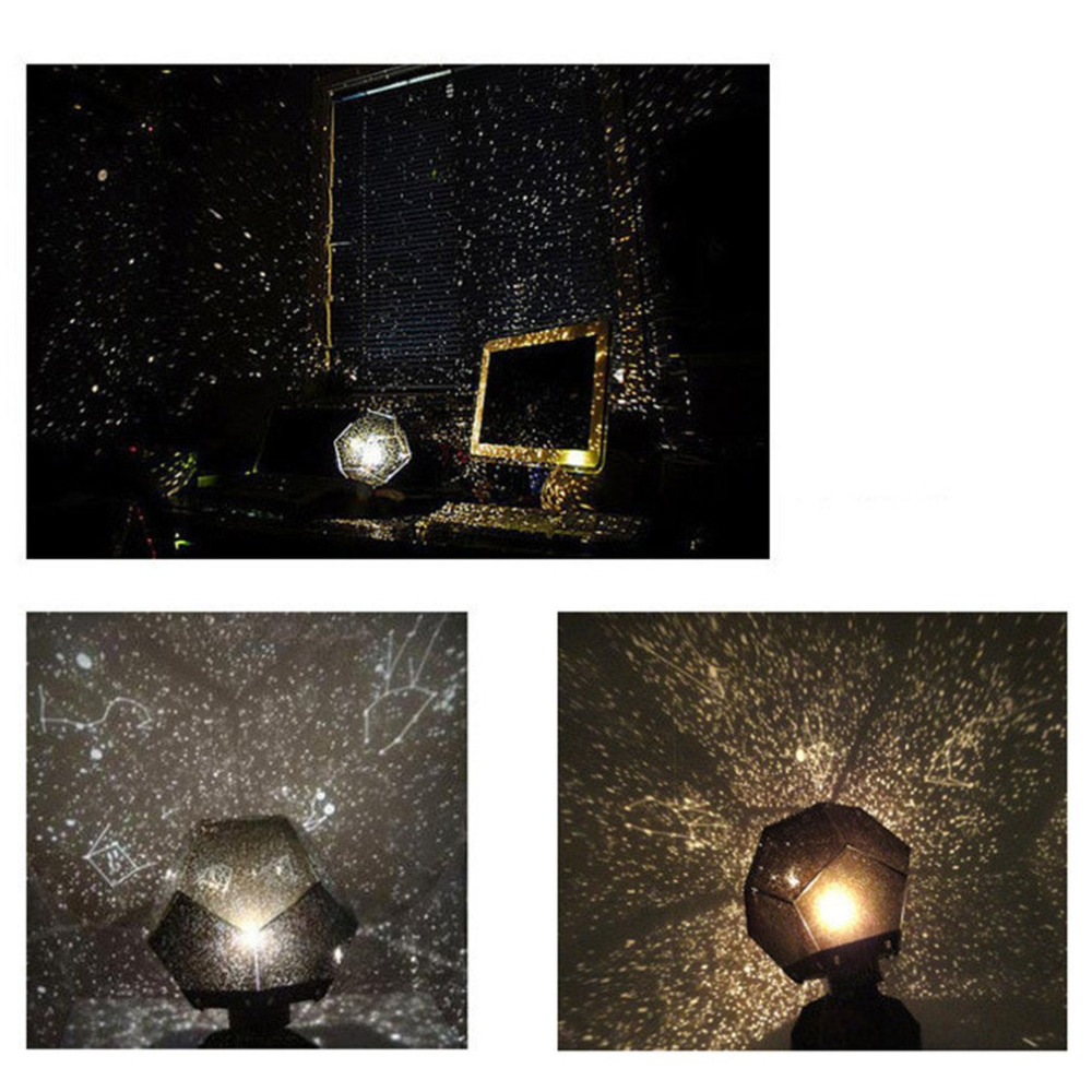 Home Appliances Starry Sky Projector Light Cosmos Four Seasons Constellation Stars Projection Lamp Romantic Night Lamp Personal Care Appliance Parts