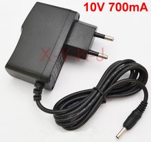 1PCS 10V 700mA 0.7A Universal AC DC Adapter Charger EU plug For Lego Mindstorms EV3 NXT 45517 Robot Power Supply(China)