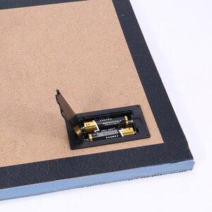 """Image 4 - HOMFUN LED Tròn Đầy Khoan 5D Tự Làm Tranh Gắn Đá """"Tháp Eiffel"""" 3D Thêu Túi Đeo Chéo 5D Trang Trí tặng 30x40cm"""