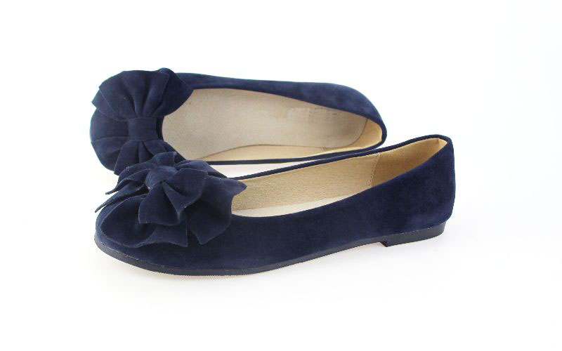 bow single soft bottom ballet work flats shoes