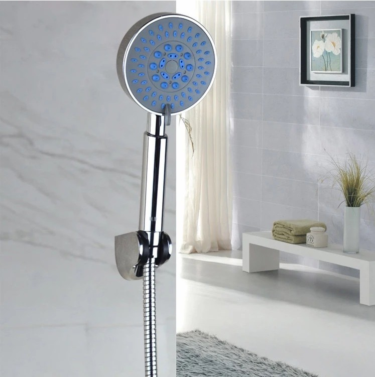 Five Multifunctional Handheld Shower Shower Nozzle Shower Gulangyu Islet Booster Low-cost Direct Sales