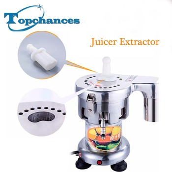 High Quality Newest  Vegitable Fruit Juice Power Juicer Extractor Stainless Steel MTN Commercial