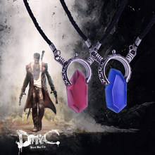 Game Series Dante Devil May Cry DMC Necklace Fashion Pendant Jewelry 2 Colors(China)