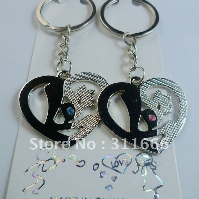 Free shipping Alloy Key chain/King holder/Key ring Hot sale