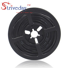цена на 10 meters/lot 18AWG high temperature resistance Flexible silicone wire tinned copper wire RC power cord Electronic cable