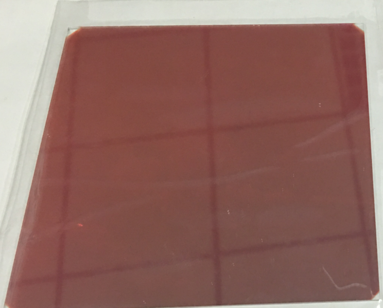 Dichroic Mirror 45 Degrees Use 560 Anti-620 Transmission 80*80*1.1mm Dichroic Mirror Other Sizes Can Be Cut