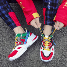 Fashion Trend Shoes Men Sneakers Adult Male Shoes Comfortable Men Casual Tenis Footwear Masculino Adulto Boost Basket Homme