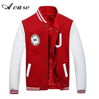 2 8T Baby Boy Clothes Boys Jacket 2016 Spring Letter Boys Outwear For Children Brand Kids