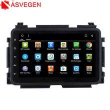 Asvegen hd сенсорный экран в стиле Теслы android 60 четырехъядерный