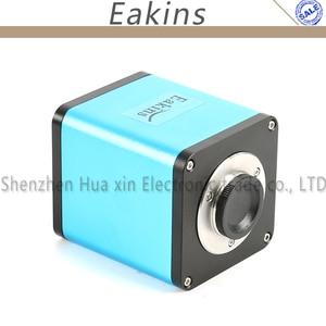 Image 4 - Otomatik odaklama SONY IMX290 Sensör 1080 P HD 60FPS HDMI Sanayi Video Mikroskop Kamera + 130X Zoom c mount Lens PCB için SMT Tamir