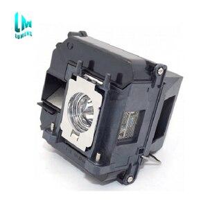 Image 2 - Hohe qualität für ELPLP68 V13H010L68 V12H010L68 für Epson projektor lampe & birne mit gehäuse