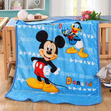 Baby Swaddle Wrap Blanket Swaddle Flannel Throw Sleeping Bag Spedbarn Bedding Cartoon Blanket bebe mottar