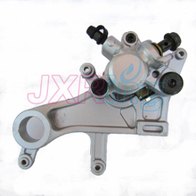 Cheapest prices Rear Brake Caliper pump with Good Pads for 2004-2012 CR125 CR250 CRF250 CRF450 X R xmotos kayo parts Free shipping