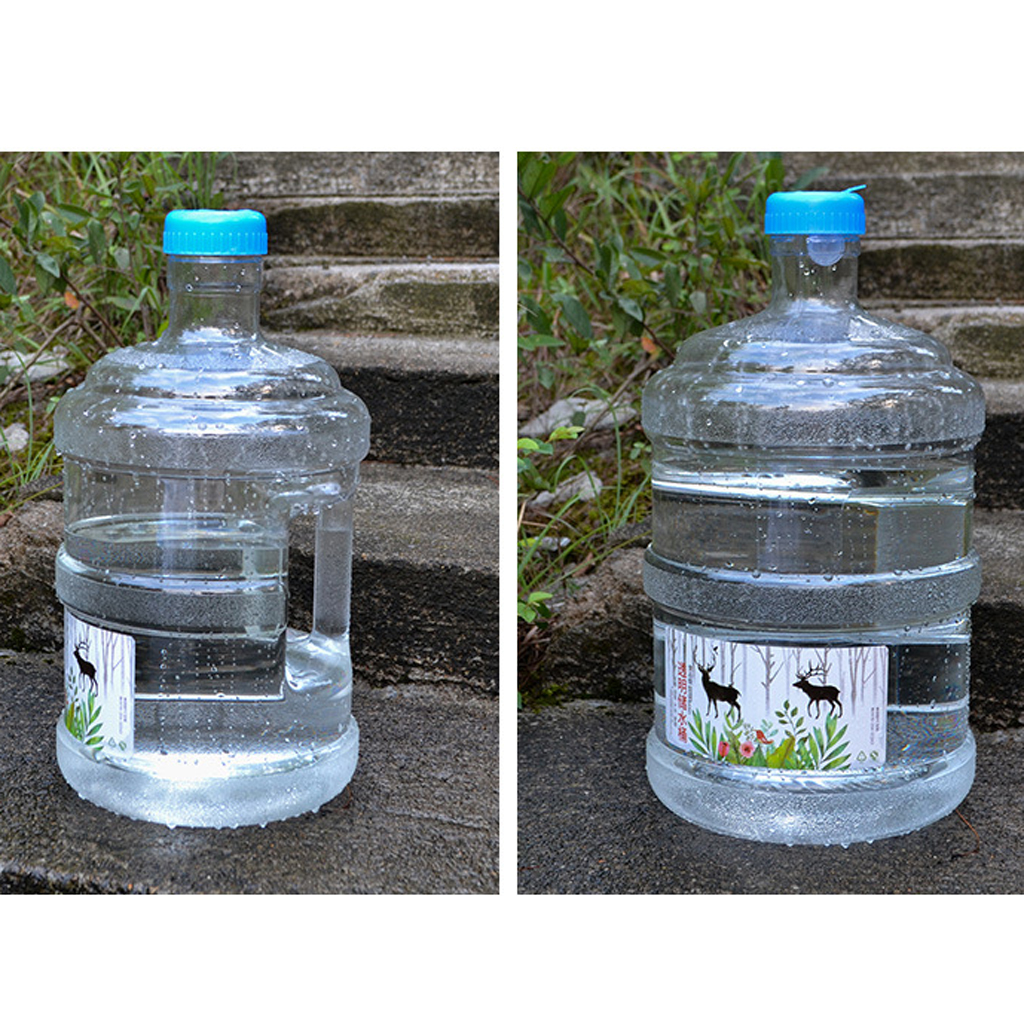 BPA Free Bottle Drinking Water Outdoor Picnic Bucket Camping Water Container Storage
