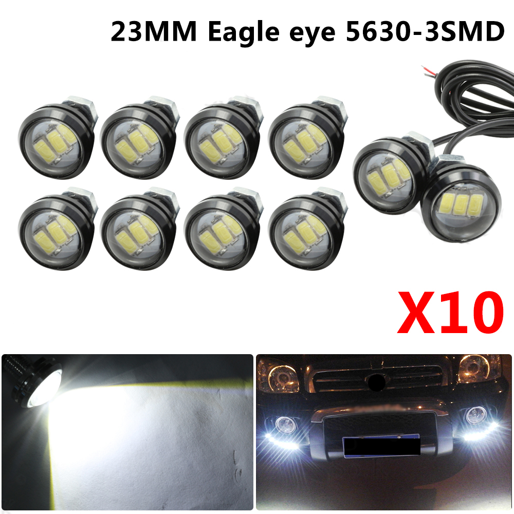 Aliexpress Com   Buy 10pcs 23mm Eagle Eye 5630 3 Smd Led Drl 12v 3w Daytime Running Lights