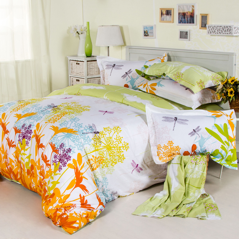 Online Shop Free shipping, hot-selling dragonfly bedding set ... : dragonfly quilt cover - Adamdwight.com
