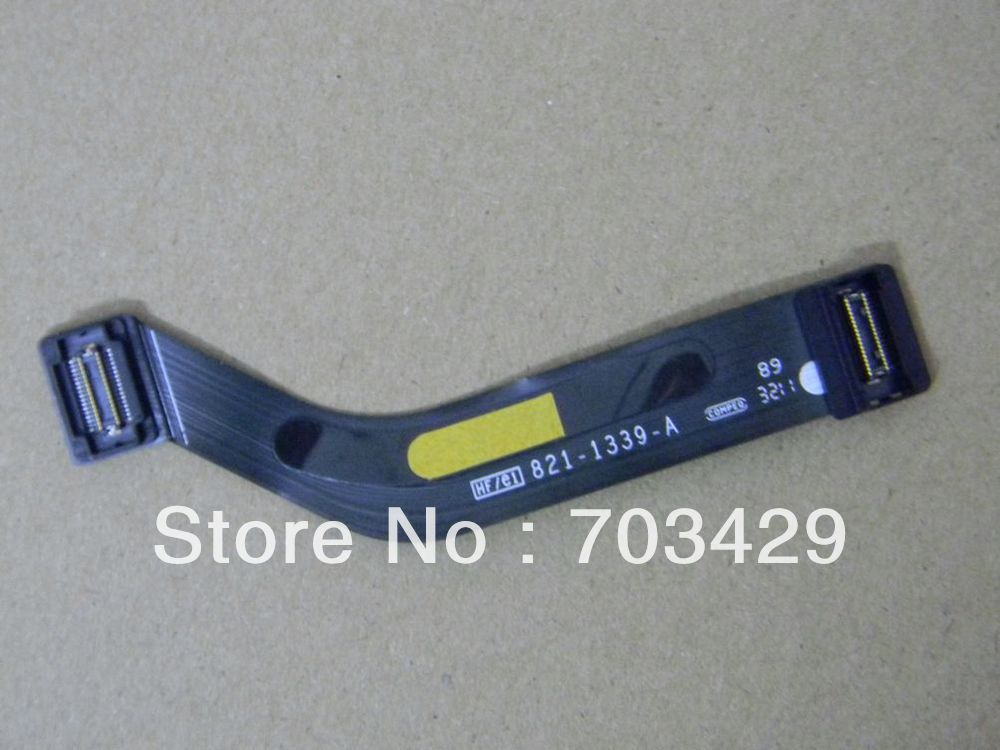 """Tested For MacBook Air 13 inch"""" A1369 2011 MC965 MC966 Power Audio Board Cable 821-1339-A"""""""