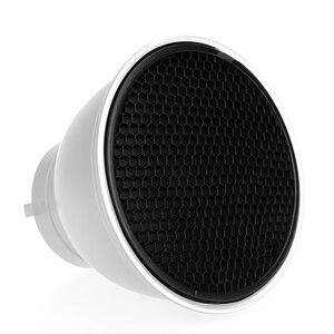Image 4 - Standaard Reflector Aluminium Honingraat 6.7 17 cm 2/3/4/5/6/7mm voor Bowens Standaard Reflector Grid Fotografie Studio