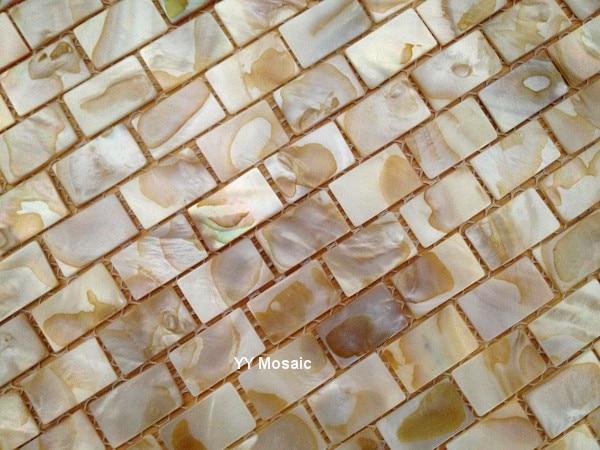 Il mosaico naturale di carrara di colore ha lucidato le piastrelle