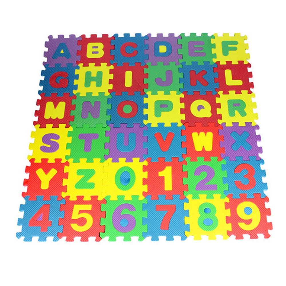 HTB1d0rZaKP2gK0jSZFoq6yuIVXaP 36Pcs ABC flashcards Baby Child Number Alphabet Puzzle Foam Maths Educational Toy Gift whole pack Foam Mat Toy HOOLER