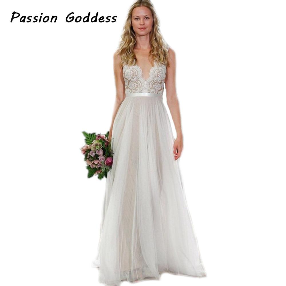 White dress chiffon - New Sexy White Princess Dresses Straps Lace Chiffon Maxi Dress Bohemian Wedding Gowns Party Elegant Dress