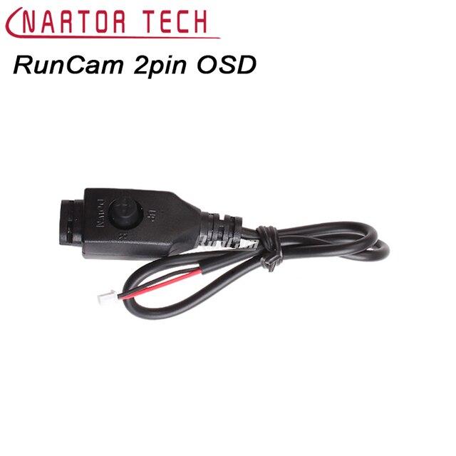 Aliexpress.com : Buy RunCam 2pin OSD List Parameter 5D OSD Menu ...