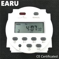 CN101A Timer Switch AC DC 12V 24V 110V 120V 220V 230V 240V Digital LCD Power Week