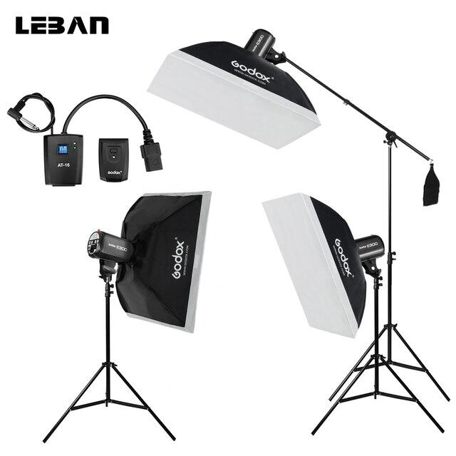 Aliexpress Buy Godox 900w 3x E300 Photo Studio Flash Lighting