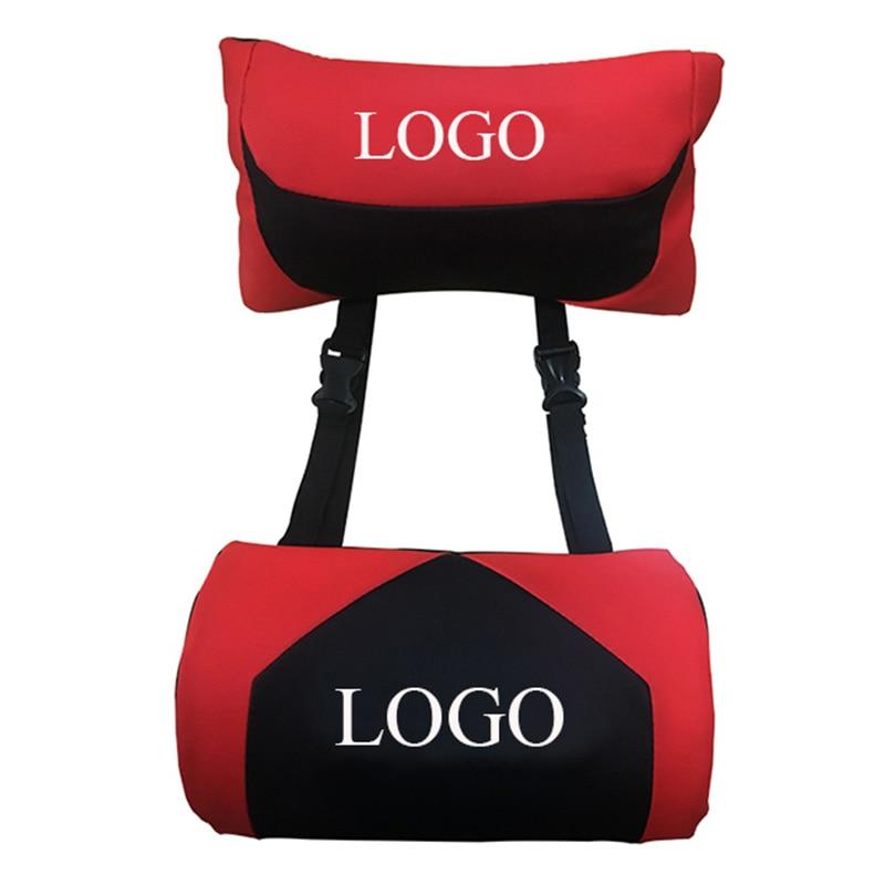 Headrest And Waist Pillow Gaming Chair Accessories