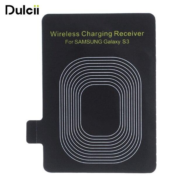 DULCII For Samsung Galaxy S3 S III I9300 TI Chip Qi Standard ...
