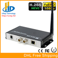 China Fornecedor HEVC SD/HD/3G SDI Para Fluxo de IP RTSP H.265 Encoder sem fio/H.264 Encoder RTMP IPTV Streaming Ao Vivo Do Youtube Wi-fi