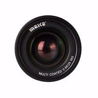 Meike MK EM 25 0.95 Super Large Aperture Manual Focus lens APS C For Canon EF M mount