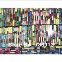 Juego completo de hilo de bordar de punto de cruz de algodón, 447 colores o a elegir, Colores necesarios