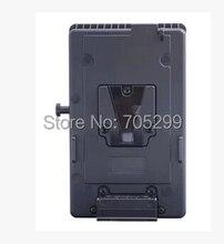 Nowy V v mount v lock płytka do baterii System zasilania dla Sony BP baterii darmowa wysyłka