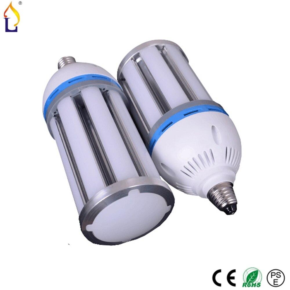 10pcs/lot 45W 54W 80W 100W 120W led corn light bulb SMD5630 corn LED Light base E27 E40 E39 Replace Halogen Lamp Bombillas