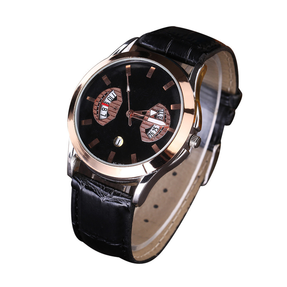 OTOKY Men Watches Clock Watch Quartz Leather Analog Watch Men Classic Casual Wrist Watch Drop Shipping 71221