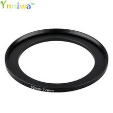 62 77 mm Metal Step Up Rings Lens Adapter Filter Set