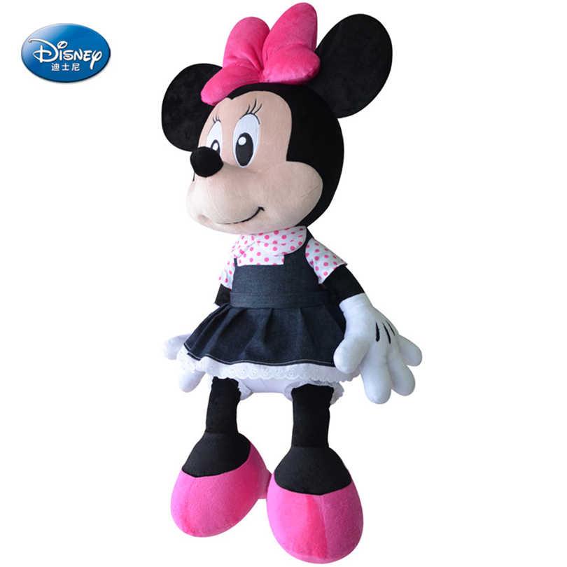 Disney de Mickey Mouse Minnie animal de peluche juguetes de Navidad regalo de cumpleaños para los niños chico chica ZFY095