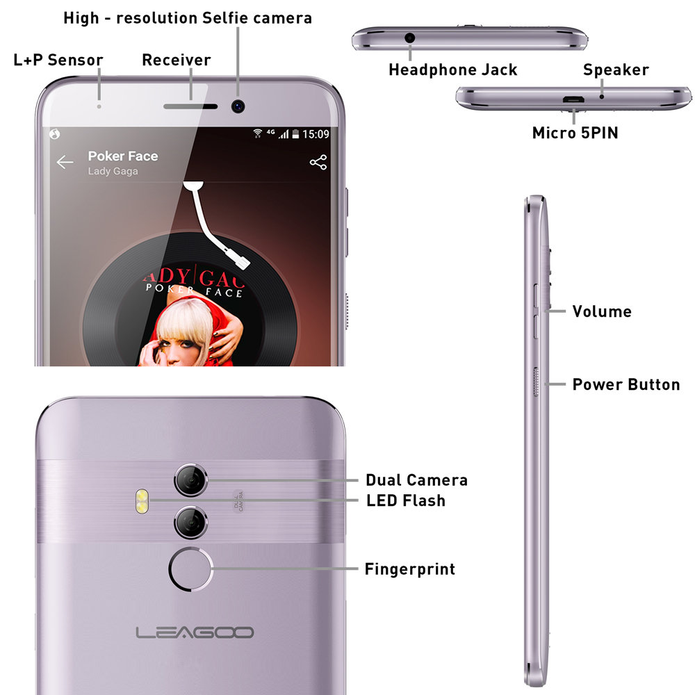 Mobile ''fhd android rom