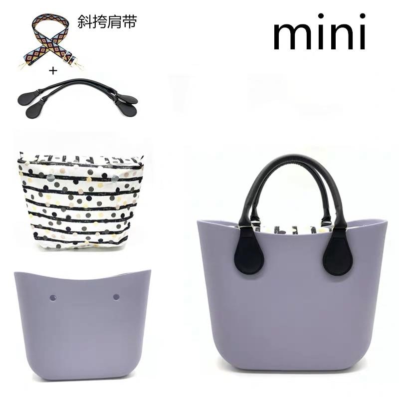 Bagaj ve Çantalar'ten Üstten Saplı Çanta'de MLHJ 2019 yeni obag çanta mini boyutu moda bayan obag'da  Grup 1