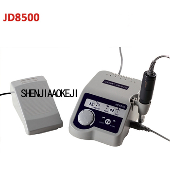 JD8500 Multi-function Electric grinding machine handheld nail polisher Jade crafts grinding machine tools 220V 1PC