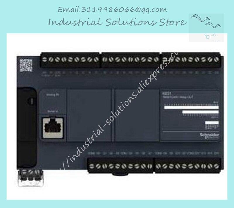 PLC TM221C40T yeni noktaPLC TM221C40T yeni nokta