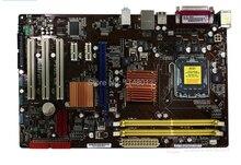 Free shipping original motherboard P5QL SE DDR2 LGA 775 Support dual-core quad-core Desktop motherborad