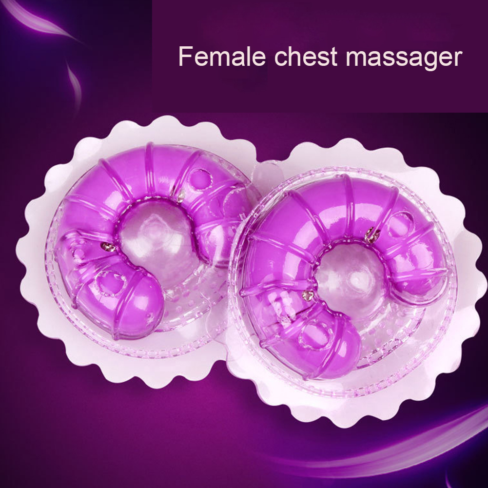 Women Masturbator Sex Toy Vibrating Silicone Electric Breast Massager Easy Use Adult Stimulation Nipple Sucker Mute Safe