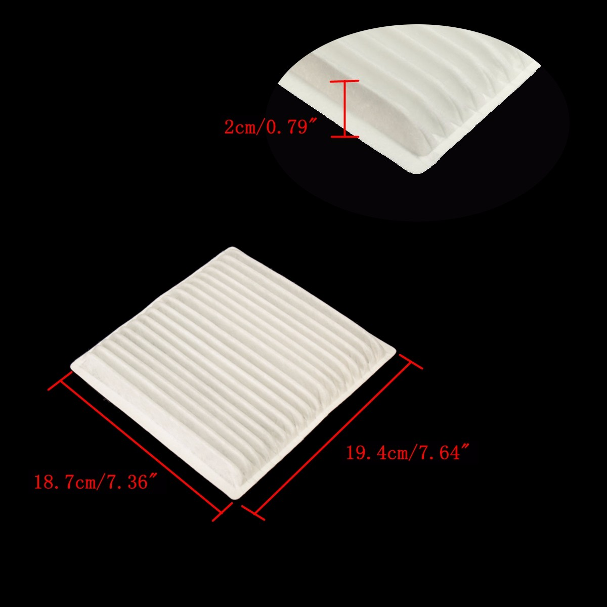 Replacement Cabin Air Filter Cleaner For Mazda Cx  Ford Edge Lincoln Mkx C In Air Filters From Automobiles Motorcycles On Aliexpress Com Alibaba