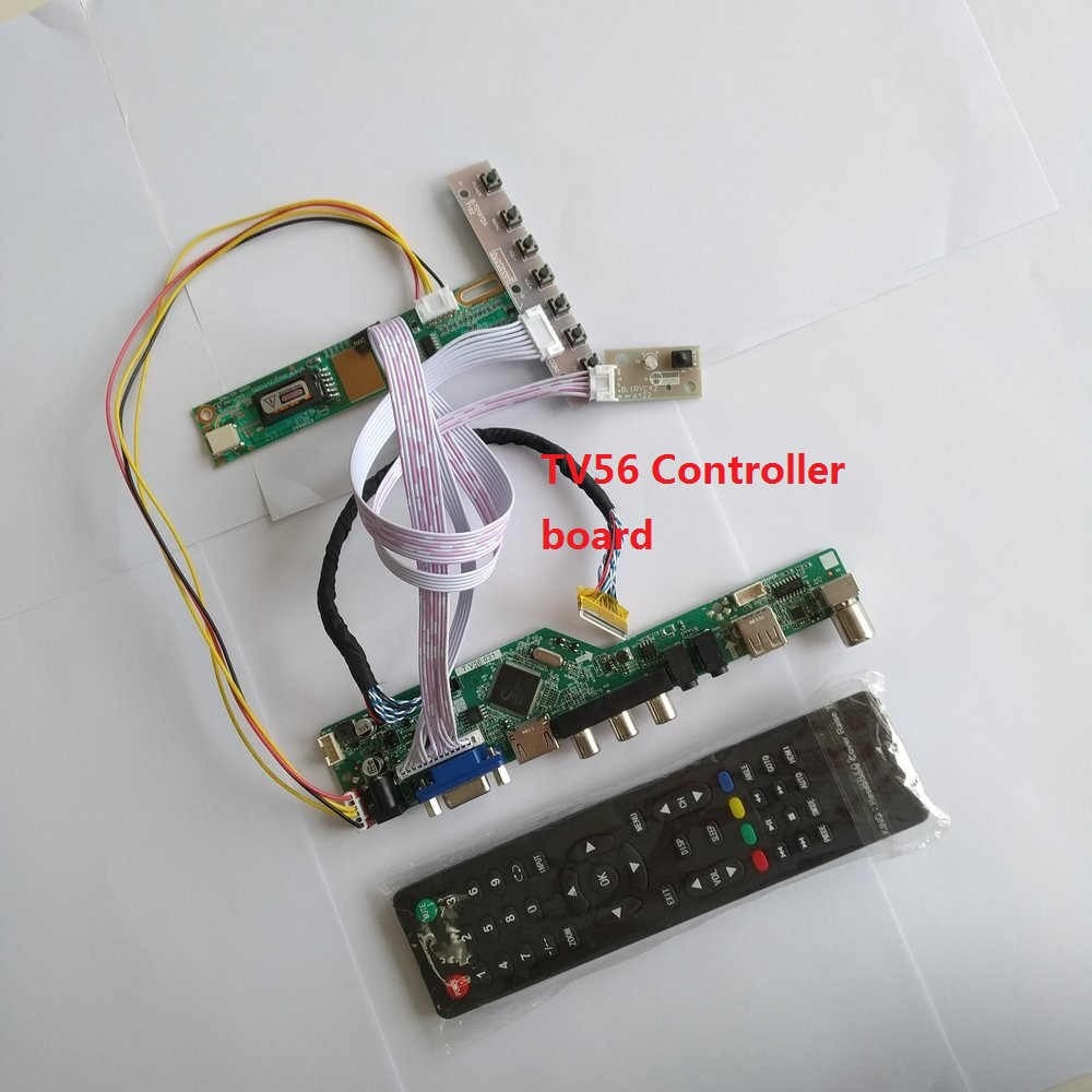 for LP154WX5 TLB2 1 lamps 15 4 Resolution TV Controller Board AV Interface Module VGA HDMI