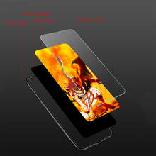 Fairy Tail Tempered Glass Phone Case for Apple iPhone