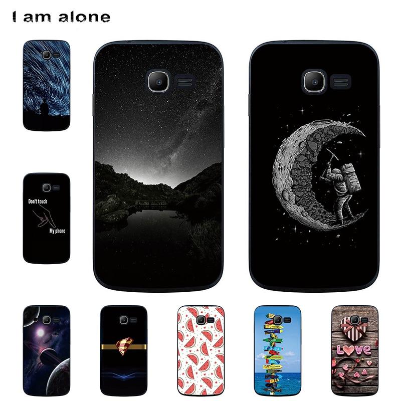 Я только телефон чехлы для samsung Galaxy Star Pro S7260 S7262 4,0 дюйма мягкие сумки из ТПУ мобильный телефон Мода Бесплатная доставка