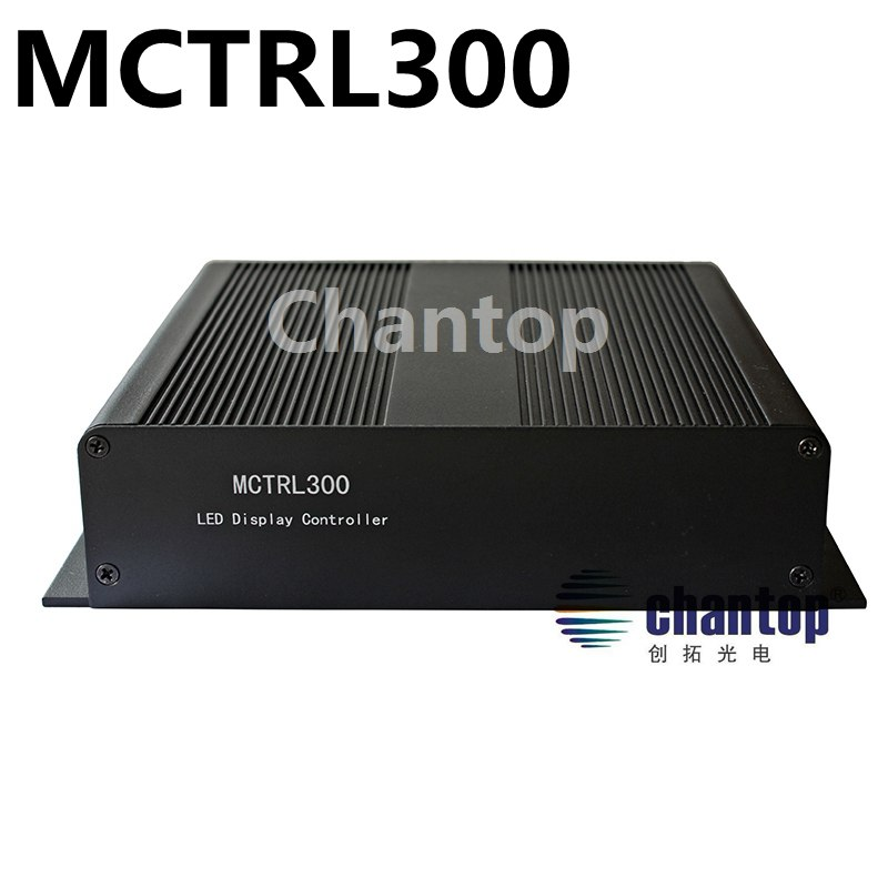 все цены на Nova MCTRL300 rgb video sender box Novastar MCTRL300 External box full color display led control system synchronous sending card онлайн